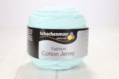 "Cotton Jersey /Schachenmayr/ 100g #00065 ""Piparmētra"" ― Latvian Crafts"