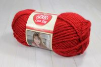 "Lisa Big 200g /Red Heart #00130 ""Sarkans"""