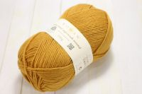 "Pure wool superwash worsted /ROWAN/ 100g #133 ""Zelts"""