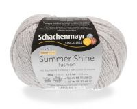 "Summer Shine /Schachenmayr/ 100g #00190 ""Sudrabs"""