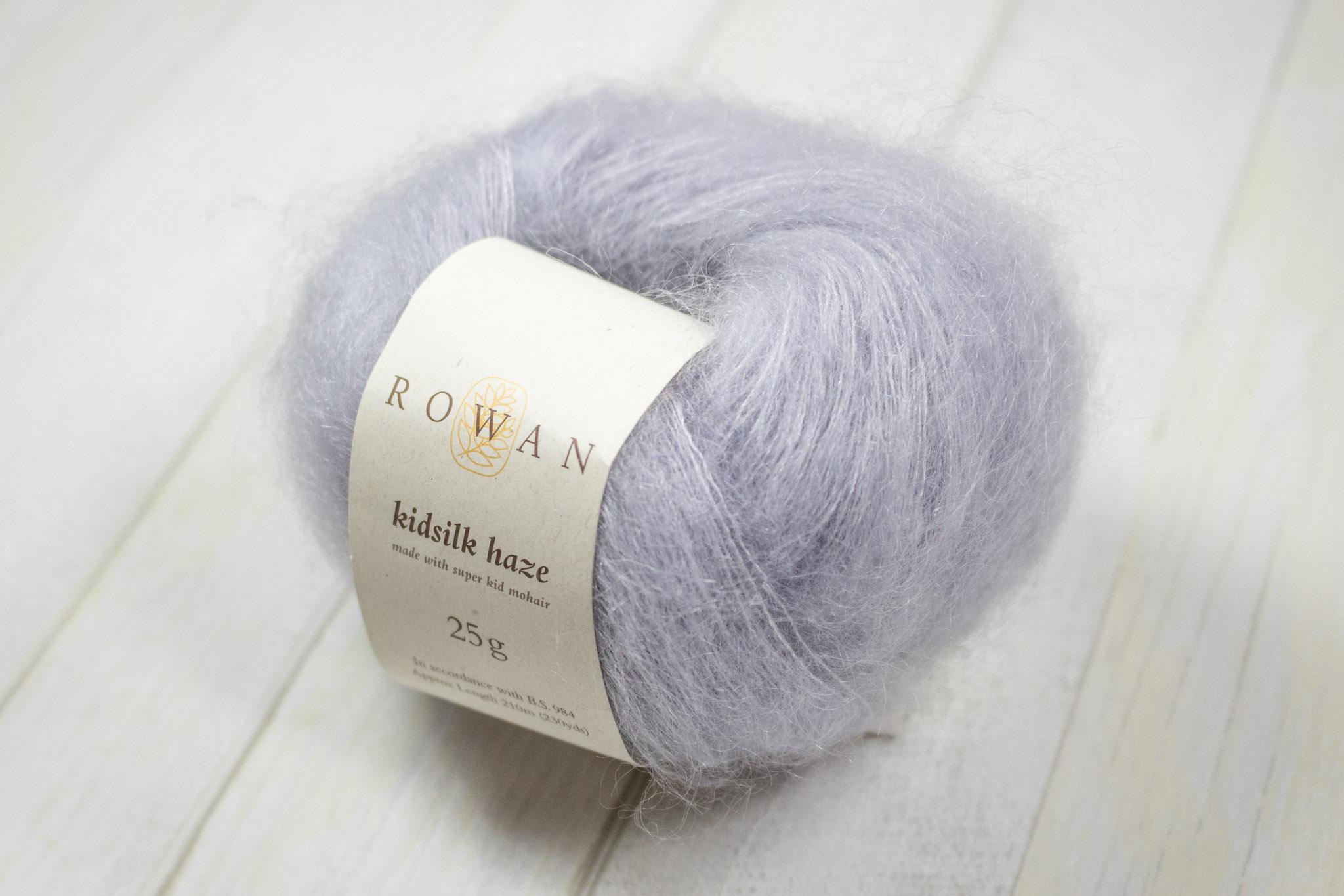Farbe Sh 454 grau  #3690 25 g Rowan KIDSILK HAZE ECLIPSE 42 €//100 g