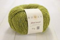 "Felted Tweed /ROWAN/ 50g #00161 ""Avocado"""