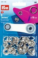 "Press fasteners ""Jersey"" 18mm, 6 pieces"