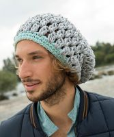 "Crochet Hat ""Colorado"" /Lumio Cotton"