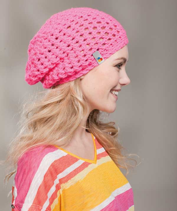 Crochet Hat Boston Sun Latvian Crafts