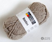 "Boston /Schachenmayr/ 50g #00004 ""Linen Heather"""
