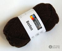 "Boston /Schachenmayr/ 50g #00012 ""Chocolate"""