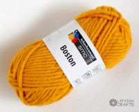 "Boston /Schachenmayr/ 50g #00021 ""Gold"""