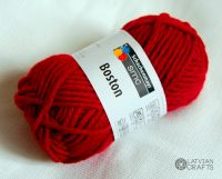 "Boston /Schachenmayr/ 50g #00031 ""Claret"""