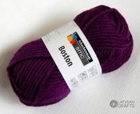 "Boston /Schachenmayr/ 50g #00049 ""Purple"""