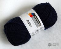 "Boston /Schachenmayr/ 50g #00054 ""Navy"""
