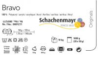 Bravo /Schachenmayr/ 50g - 1000g pack - full color card