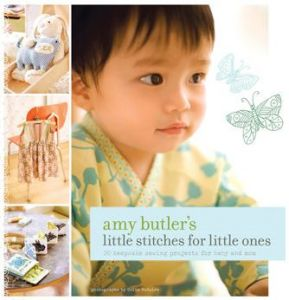 Amy Butler - Little stitches ― Latvian Crafts