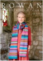 Rowan Kaffe's Colours by Kaffe Fassett /English, German
